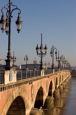 bordeaux france listed as a unesco world heritage site